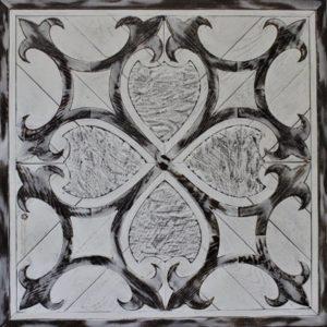 Паркет Нотр-Дам де Пари. Антикварная коллекция