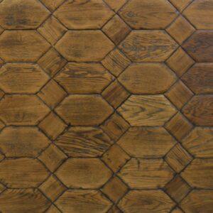дубовые кирпичи Флорентийская мозаика Антик