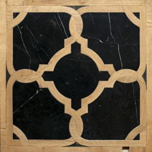 Художественный модуль с камнем «Мельторп»