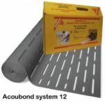 SikaLayer Sika®-AcouBond®-System — Звукопоглощающая система для напольных покрытий