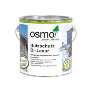 Защитное масло-лазурь для древесины Holzschutz Öl-Lasur Effekt