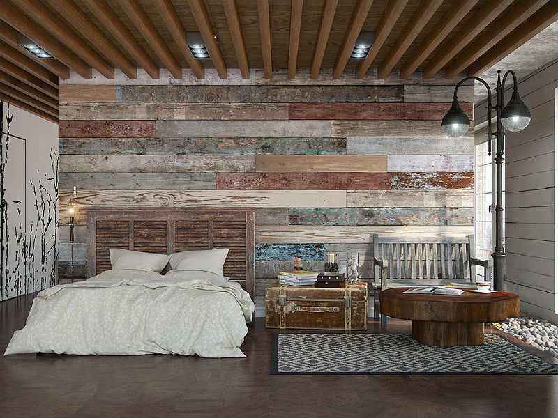 Стеновые панели для стиля лофт
