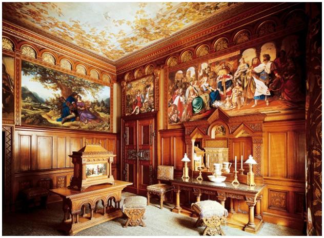 Элитные деревянные панели