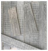 Серые стеновые панели