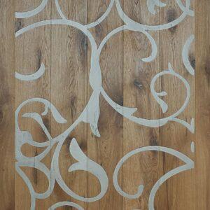 Деревянная стеновая панель Last Shadow