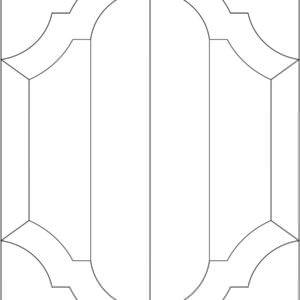 Модульный паркет из дуба прямоугольной формы -Ломбардия в антикварной обработке.