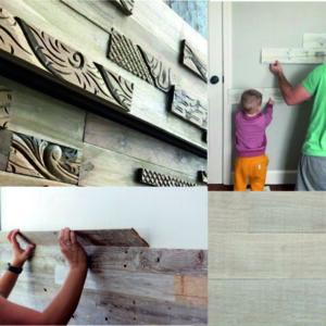 Мастер-класс «Деревянные стеновые панели в интерьере»