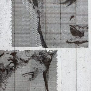 Стеновая панель из массива дуба Давид