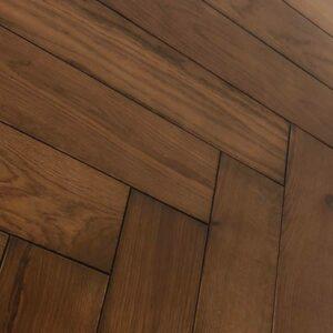 Паркет Английская Елка дуб арт. ТПЛ-203Ф от производителя ПаркетАрт