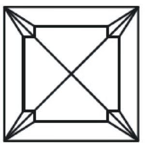 Схема укладки модульного паркета Готика