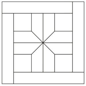 Схемы укладки и чертежи модульного паркета Коронадо